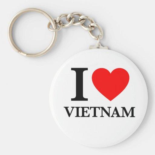 J'aime le Vietnam Porte-clés
