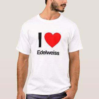 j'aime l'edelweiss t-shirt