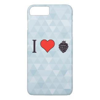 J'aime les baies sauvages coque iPhone 7 plus