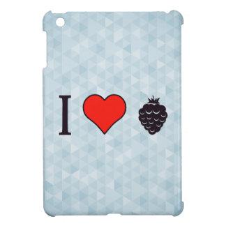 J'aime les baies sauvages coque pour iPad mini