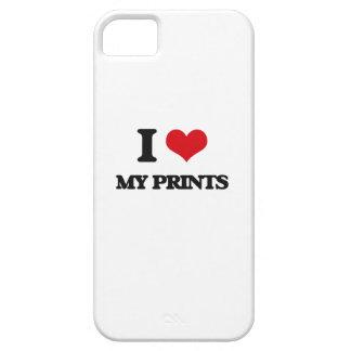 J'aime mes copies étuis iPhone 5