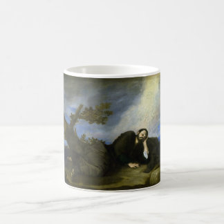 Jakobs Traum durch José de Ribera Kaffeetasse