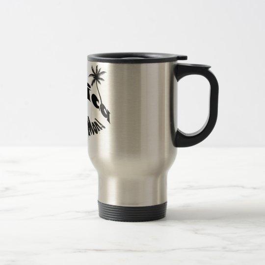 """Jamaica """"No Problem Mon!"""" Coffee Mug Reisebecher"""