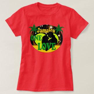 Jamaika ein Liebe-Sonnenuntergang hat T-Shirt