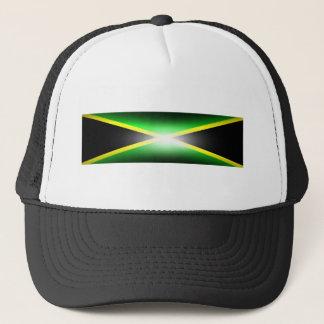Jamaika-Fernlastfahrer-Hut Truckerkappe