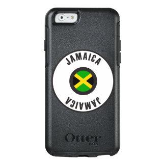 Jamaika-Flagge einfach OtterBox iPhone 6/6s Hülle