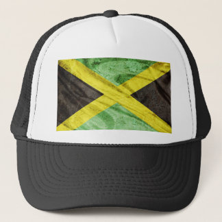 Jamaika-Flagge Truckerkappe