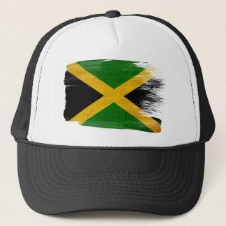 Jamaika-Flaggen-Fernlastfahrer-Hut Truckerkappe