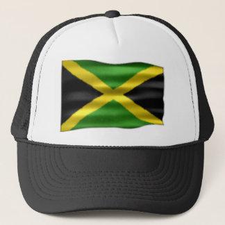Jamaika-Hut Truckerkappe