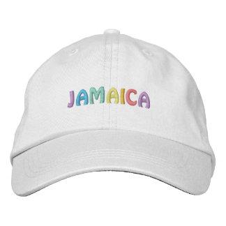JAMAIKA-Kappe Bestickte Baseballkappe