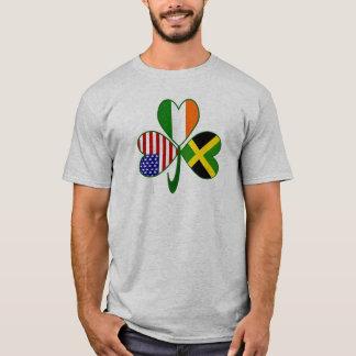 Jamaika-Kleeblatt T-Shirt