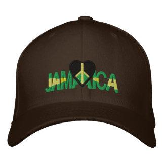 JAMAIKA LUV BESTICKTE KAPPE