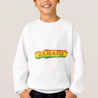 Jamaika-Streifen Sweatshirt