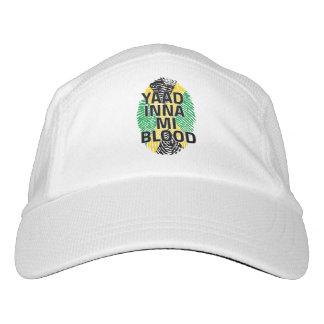Jamaikanische DNS Headsweats Kappe