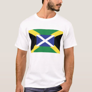 Jamaikanischer Scottish T-Shirt