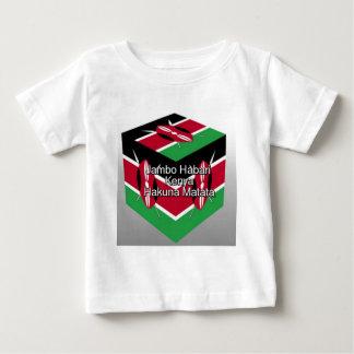 Jambo Habari! Kenia Hakuna Matata Baby T-shirt