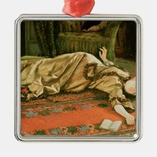 James Jacques Joseph Tissot | verlassen Silbernes Ornament