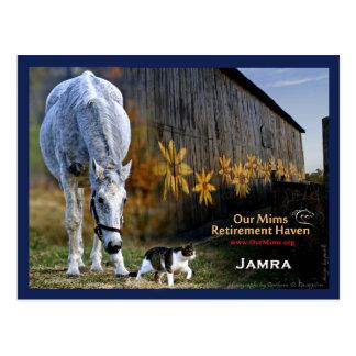 Jamra Postkarte