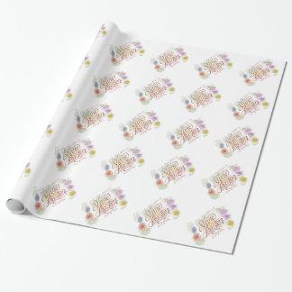 Jane Austen-Art des TagesPackpapiers Geschenkpapier