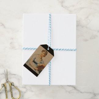 Jane Austen-Geschenk-Umbauten Geschenkanhänger