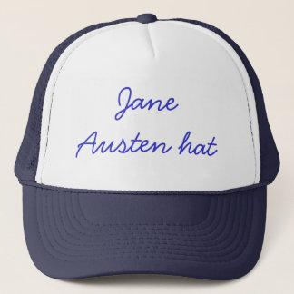 Jane Austen-Hut Truckerkappe