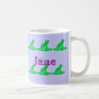 Jane Kaffeetasse