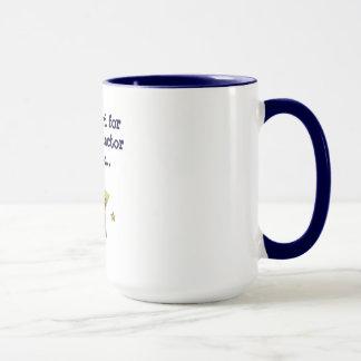 JANET: Der Preis für besten Tasse