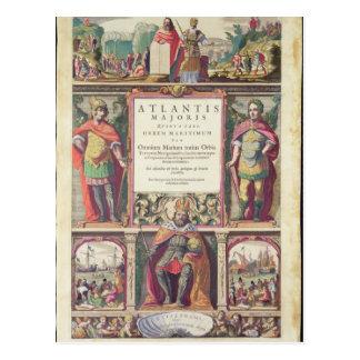 Jansson, das fünften Volumen des Janssons Postkarte