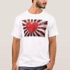 Japan-Erdbebentsunami-Desaster-Entlastungs-Shirt T-Shirt