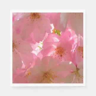 Japan-KirschBlumen Papierservietten