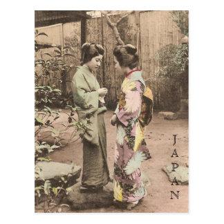 Japan Postkarte