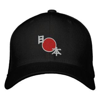 Japan stickte bestickte baseballkappe