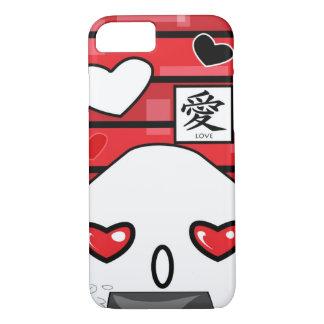 Japaner Manga Maskottchen iPhone 8/7 Hülle
