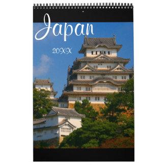 japanische Architektur Abreißkalender