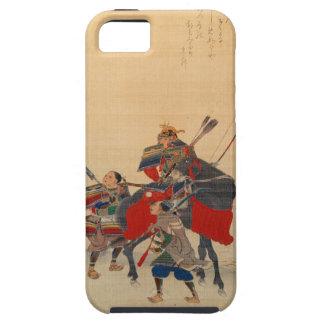Japanische Samurais (#03) Tough iPhone 5 Hülle