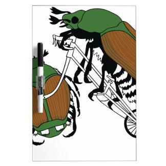 Japanischer Käfer-Reitfahrrad-japanischer Memoboard