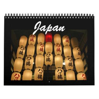 japanischer Kalender 2018