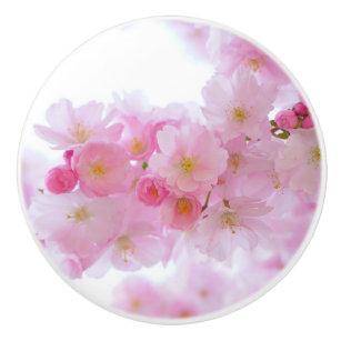 Japanischer Kirschbaum Blossom Keramikknauf
