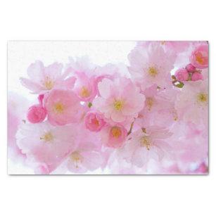 Japanischer Kirschbaum Blossom Seidenpapier