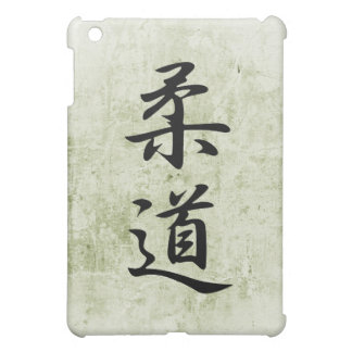 Japanisches Kanji für Judo - Juudou Hüllen Für iPad Mini