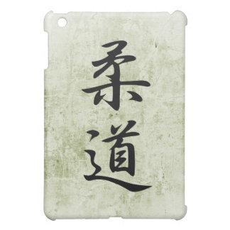 Japanisches Kanji für Judo - Juudou iPad Mini Hülle
