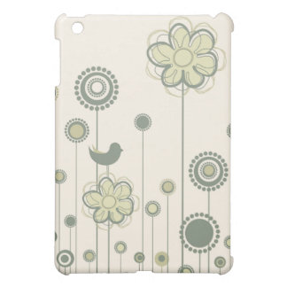 Jardin lunatique coques pour iPad mini