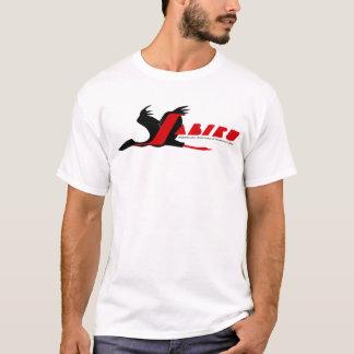 Jaribu Flugzeug-Logo T-Shirt