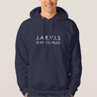 Jarvis ist mein Kopilot Kapuzenpullis