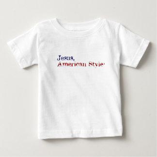 JAS Marken-Flaggen-Logo Baby T-shirt