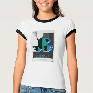 Java-Junkieentwurfs-T - Shirt