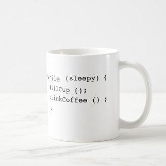 Java-scripters Kaffee Kaffeetasse