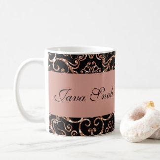 Java-Snob Kaffeetasse