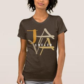 Java tankte dunkle Damen-Petite T - Shirt