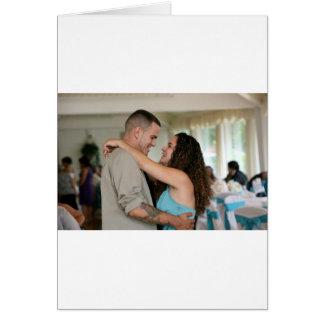 Jay und Samantha Karte